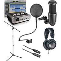 What Is Absolutely Necessary For Home Recording Studios?
