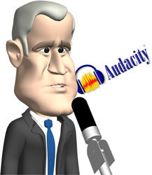 Voice-Over with Audacity