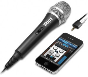 Microphone For iPhone, iPad and iPod Touch