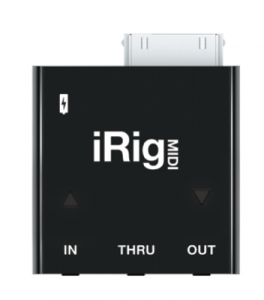 MIDI Interface for iOS - iRIG MIDI