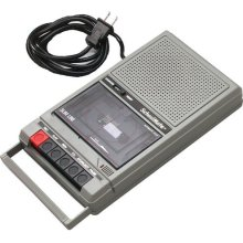 cassette tape recorder old style