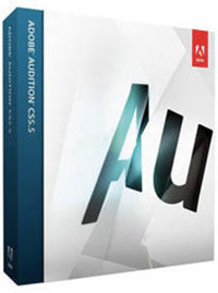 Adobe Audition Audio Editor