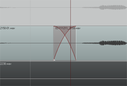 Crossfading in Audio Recording – What Does It Mean?