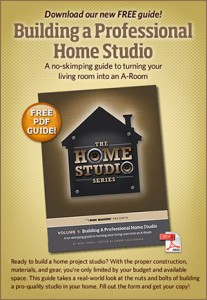 The Diskmakers Guide To Building a Home Studio