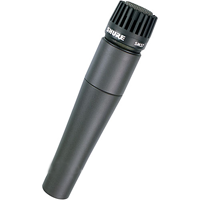 Reasons To Own a Shure SM-57 Microphone