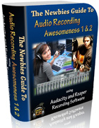 Audio Recording Awesomeness 1 and 2