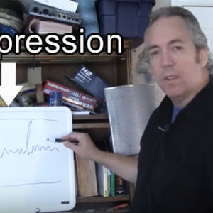 what is compression in audio recording