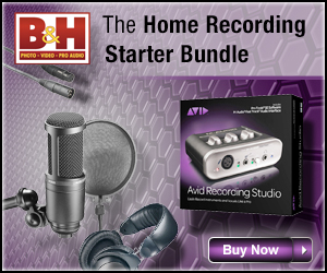 Keep Up On The Latest Audio Recording Gear Arrivals At B&H