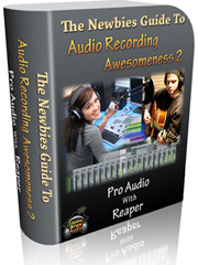 Reaper Tutorial Audio Recording Course