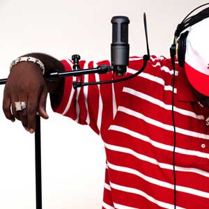 Rap Recording Microphone