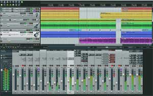 Reaper DAW music recording software