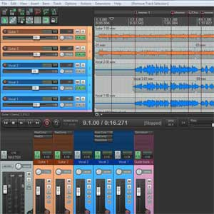 Articles about music mixing
