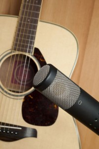 Mic Comparison For Acoustic Guitar – $1000 Versus $100