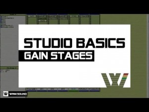 What Are Gain Stages In Audio Recording And Live Sound?