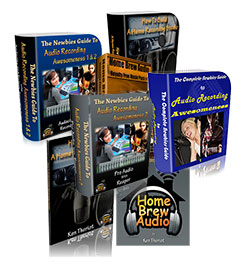 Home Recording Courses