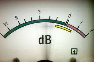 What Is A Decibel In Audio Recording?