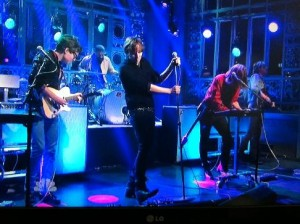 Phoenix on Saturday Night Live – Double-Tracking The Lead Vocal
