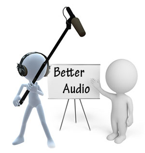Better Audio For Video