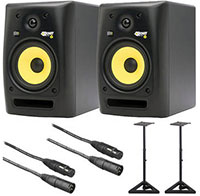 KRK Rockit 6 G2 Bundle