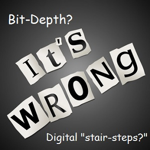A Common Misconception About Bit Depth In Digital Audio