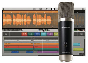M-Audio Vocal Studio USB Microphone – Personal Recording Studio
