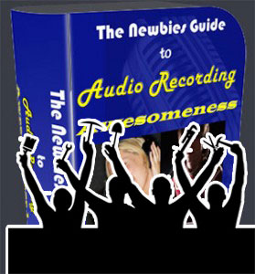 Audio Recording Course-Being-Revised