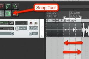 The Snap Tool In Reaper: The Benefits And Possible Pitfalls