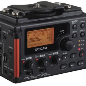 New Portable Audio Recorder For DSLR Video Shoots