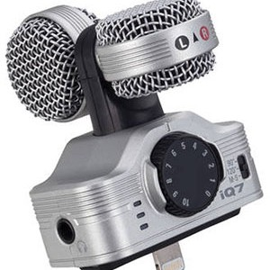 New Zoom Mid-Side Stereo iPhone Mic Now Available