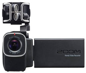 New Zoom Q8 Video And Audio Recorder Now Available