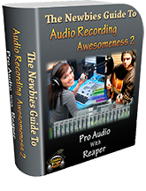 Newbies Guide To Audio Recording Awesomeness 2