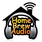 home brew audio logo