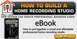 build home recording studio