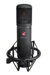 The Top Pick For Condenser Microphones: sE 2200a
