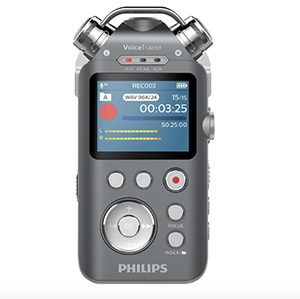 Philips Voice Tracer DVT7500 Review – An Essential Mobile Companion?
