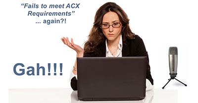 Woman confused by ACX Check
