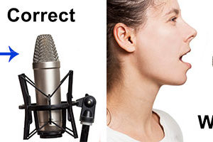 Voice Over or